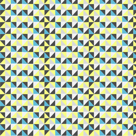 Geometric Quilt  fabric by anda on Spoonflower - custom fabric