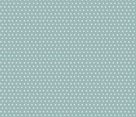 Rose Dot S-FF-104B2 fabric by modernprintcraft on Spoonflower - custom fabric