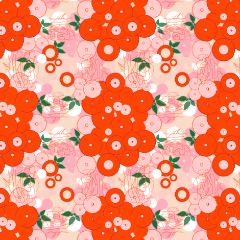 Pattern7a fabric by klowe on Spoonflower - custom fabric