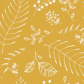 Rrfronds___fauna_wide_rev_mustard2_shop_thumb