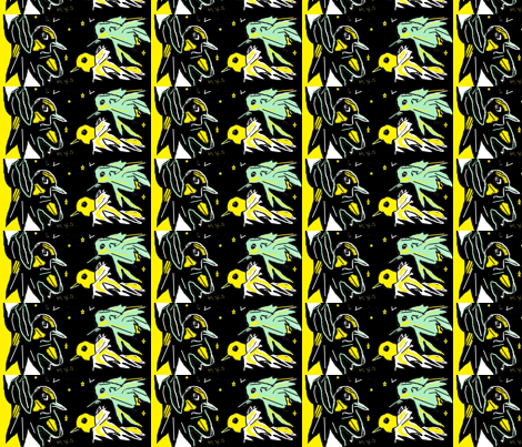 birds_for_spoonflower__by_marilyn_n_sturner_2011_aug fabric by mailyn on Spoonflower - custom fabric