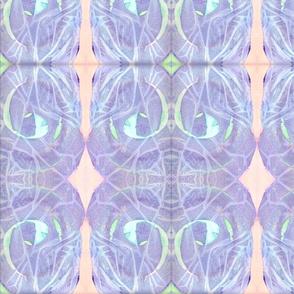 Swirly Blue #1