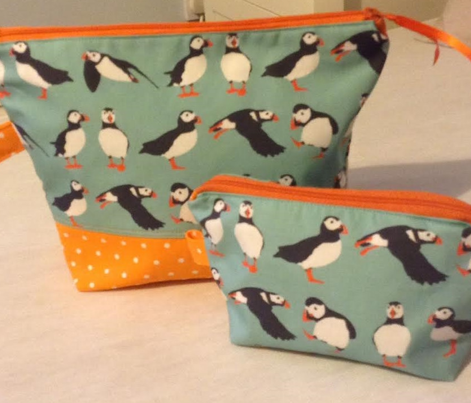 just puffins