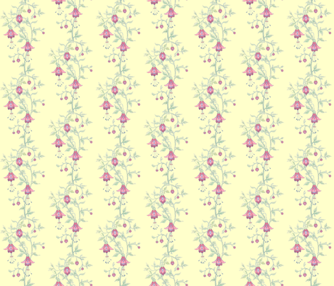 Fuchsia_Fantasy fabric by adranre on Spoonflower - custom fabric