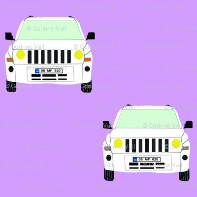 Front Jeep