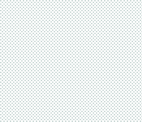blue_polka fabric by cherryandcinnamon on Spoonflower - custom fabric