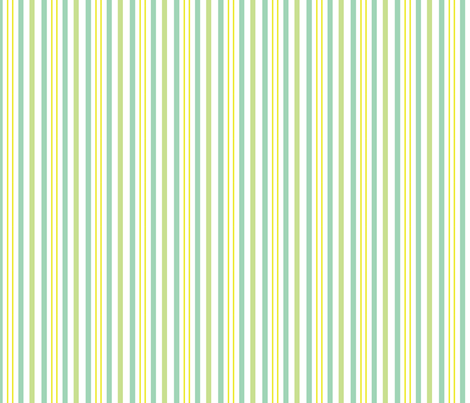 Baby Woods_Stripes fabric by dzynchik on Spoonflower - custom fabric