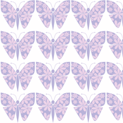 Lavender Pink Butterflies Revised-ch