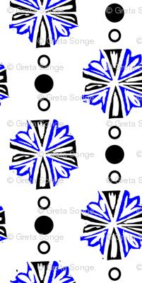 Floral Stripe Coordinate