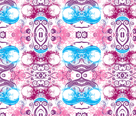 bibibi fabric by snork on Spoonflower - custom fabric