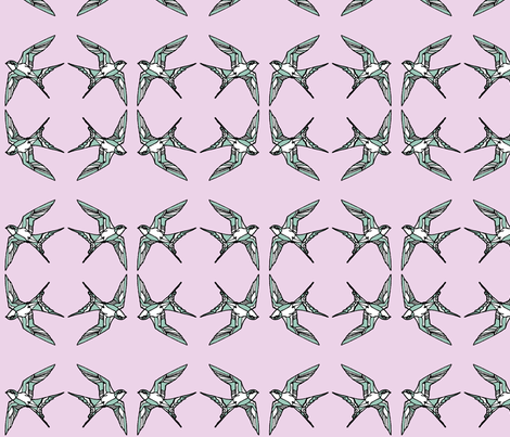 swiftthing-ch fabric by harrietbedford on Spoonflower - custom fabric