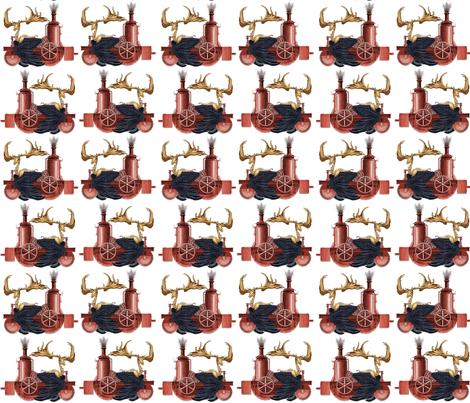 Stitchpunk Caribou
