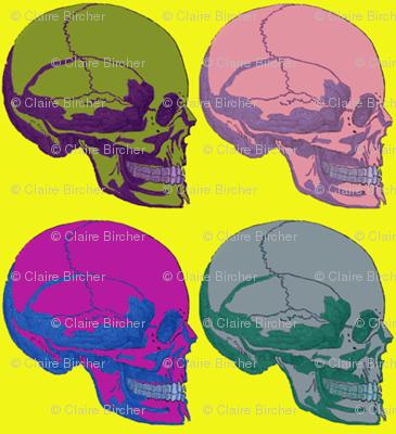 Pop go the Skulls