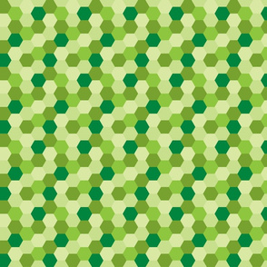 Honeycomb - Green