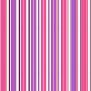 PINK STRIPE COORDINATE