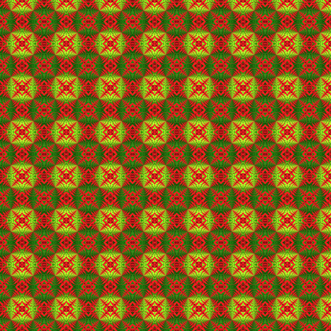 Christmas Spirit fabric by angelgreen on Spoonflower - custom fabric