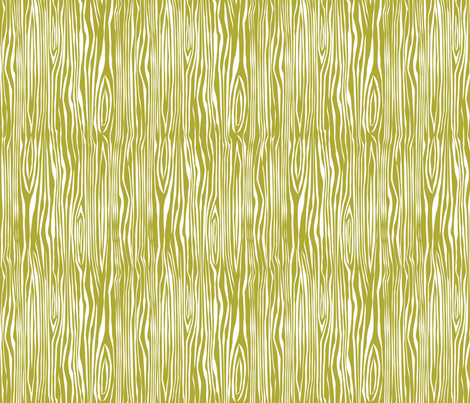 Woody Green Wood Grain fabric by happygoluckycreations on Spoonflower - custom fabric