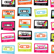 I heart the 80's - Mixed Tape