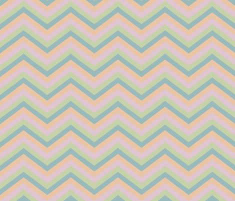chevronfaded fabric by jara_by_jacki on Spoonflower - custom fabric