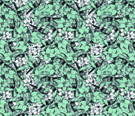 birds fabric by sinelinea on Spoonflower - custom fabric