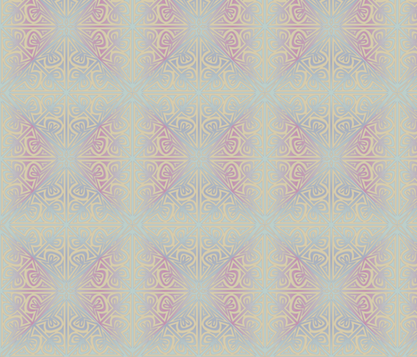 ©2011 Cutwork  fabric by glimmericks on Spoonflower - custom fabric