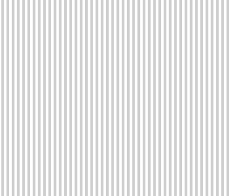 Gray Stripe fabric by sweetzoeshop on Spoonflower - custom fabric