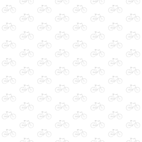 Gray Vintage Bicycle fabric by sweetzoeshop on Spoonflower - custom fabric