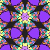 mathematical flowers