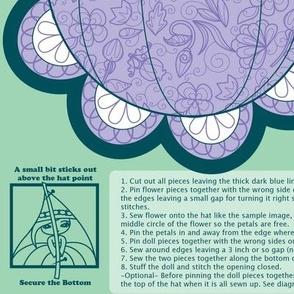 Paisley Princess Plushie Brunette