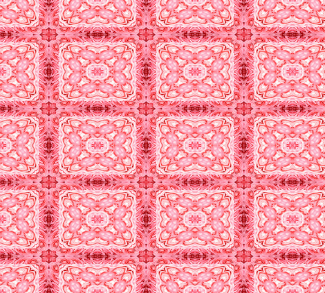 "Pink Roses ""warp"" fabric by artist4god on Spoonflower - custom fabric"