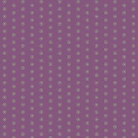 Peru Dot (Purple) fabric by david_kent_collections on Spoonflower - custom fabric
