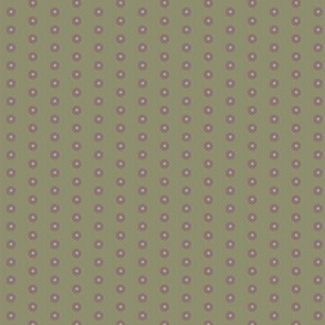 Peru Dot (Olive)
