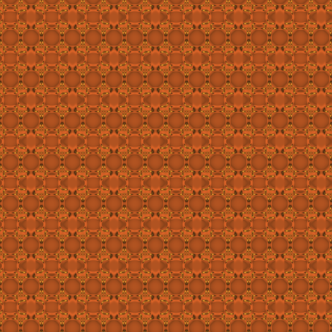 Aspen Orange © Gingezel™ 2011 fabric by gingezel on Spoonflower - custom fabric