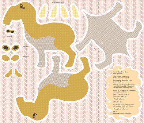 Build A Saiga Antelope