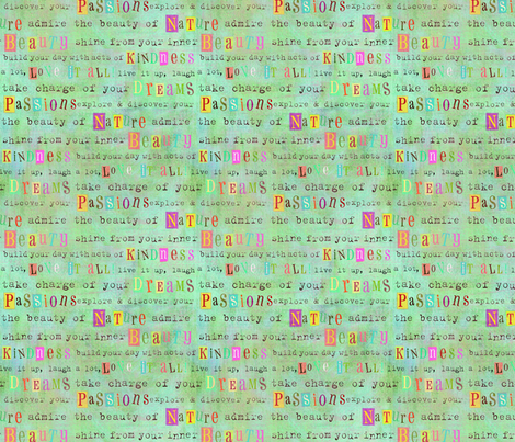 BHB-wmb_Type fabric by wendybentley on Spoonflower - custom fabric