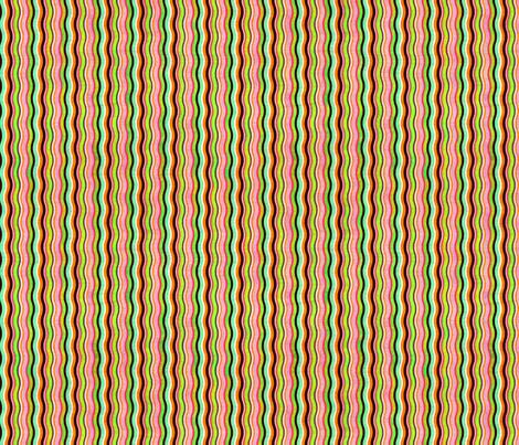 BHB-wmb_Wavy_Stripe fabric by wendybentley on Spoonflower - custom fabric