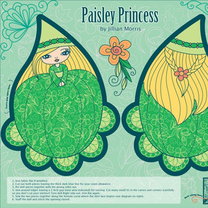 Paisley Princess Dolls