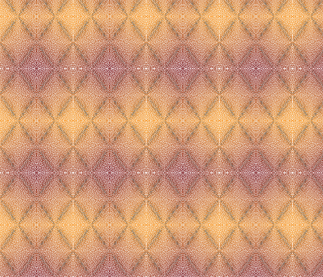 yellow_orange_red_labyrinth fabric by vinkeli on Spoonflower - custom fabric