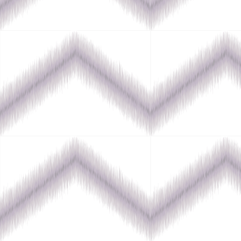 Ikat Zig Zag / Lavender & White fabric by mjdesigns on Spoonflower - custom fabric