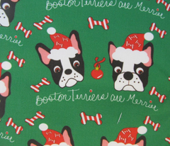 Boston Terriers are Merrier Tote Bag
