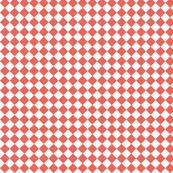 Diamond Pattern in Emberglow