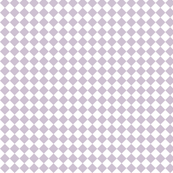 Diamond Pattern in Orchid Hush