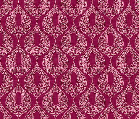 umbraline_grapes fabric by holli_zollinger on Spoonflower - custom fabric