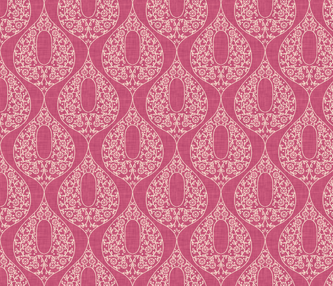 umbraline_magenta fabric by holli_zollinger on Spoonflower - custom fabric