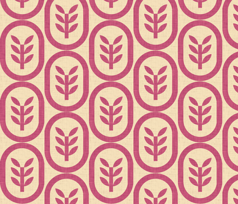umbraline wheat rustic fabric by holli_zollinger on Spoonflower - custom fabric