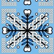 Rrrceltic_hawaiian_quilt_blue_leaves_colour_test_shop_thumb
