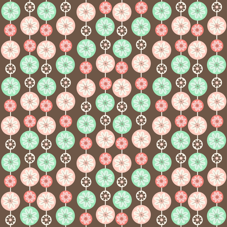 Poppy fabric by mondaland on Spoonflower - custom fabric