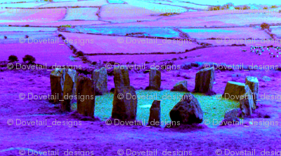IRELAND: Irish Stone Circles 4