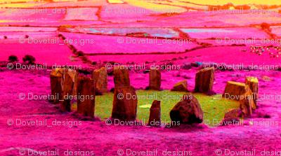 IRELAND: Irish Stone Circles 5