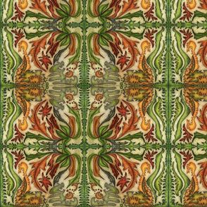 jungle pattern